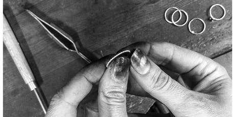 Jewellery workshop - Ring Making tickets