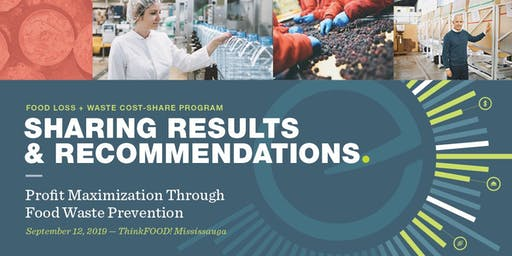 Food Loss + Waste Program: Sharing Results & Recommendations