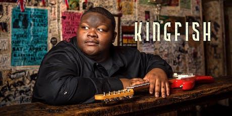"CHRISTONE ""KINGFISH"" INGRAM at The Stanhope House tickets"