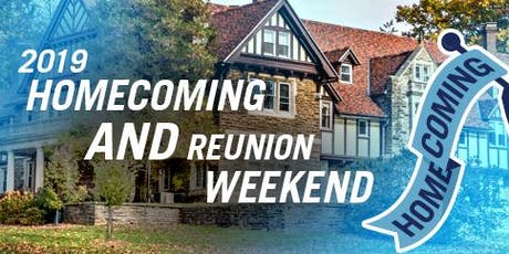 Homecoming & Reunion Weekend tickets