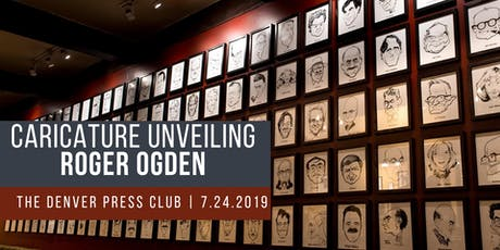 Caricature Unveiling: Roger Ogden tickets