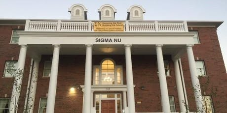 Rho Chapter Sigma Nu Alumni Weekend tickets