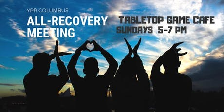 YPR Columbus: Weekly All-Recovery Meeting tickets