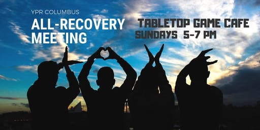 YPR Columbus: Weekly All-Recovery Meeting