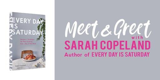 Meet & Greet with Sarah Copeland