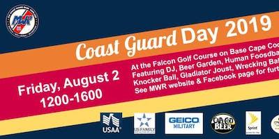 Coast Guard Day Volunteers 2019