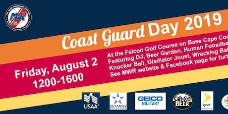 Coast Guard Day Volunteers 2019 tickets