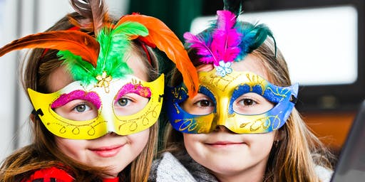 Creative Ideas: Carnival Crafts Creative Family Workshops
