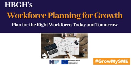 Workforce Planning for Growth (Hull) tickets