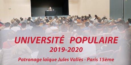 Conférence : Du mandat de maire à l'engagement laïque / Par Gérard Delfau billets