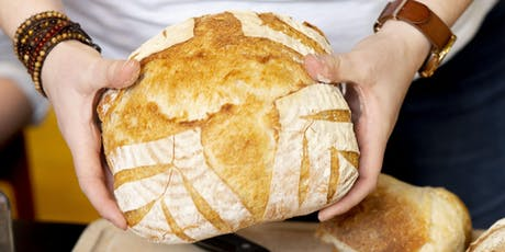 Sourdough Bread Making: August 25th @OICC tickets