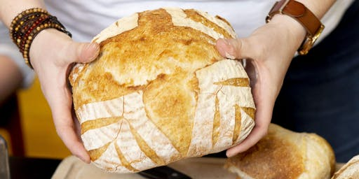 Sourdough Bread Making: August 25th @OICC