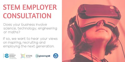 STEM Employer Consultation Workshop