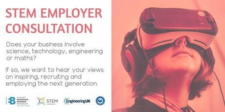STEM Employer Consultation Workshop tickets