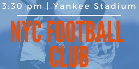 SPS at NYC Football Club vs New England Revolution tickets