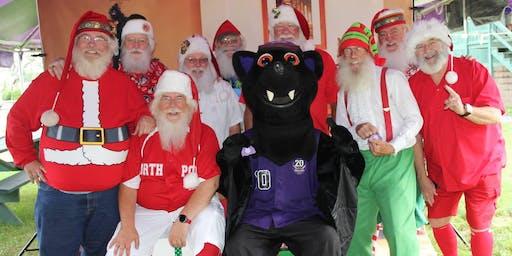 NESS: Santa at the Ballpark with Keene Swamp Bats 2019