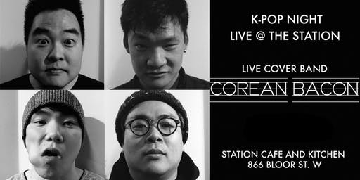 Corean Bacon @ Station Cafe