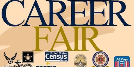 Flipping the 334 Career Fair tickets