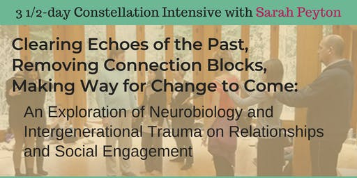 [Only a Few Spots Left!] Clearing Echoes of the Past, Removing Connection Blocks: Making Way for Change to Come