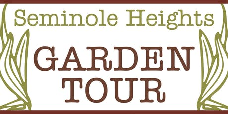 Seminole Heights Garden Tour tickets
