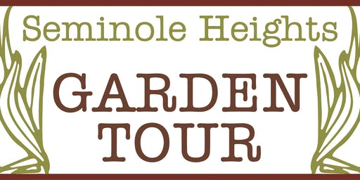Seminole Heights Garden Tour