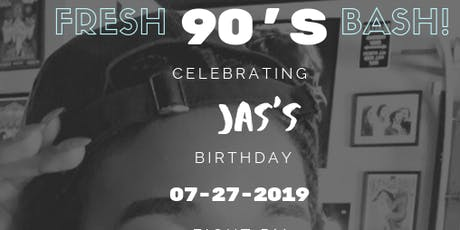 Fresh 90s BASH '19 tickets
