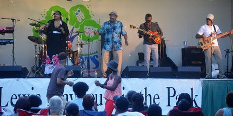 Elma Lewis Playhouse in the Park Concert Series tickets