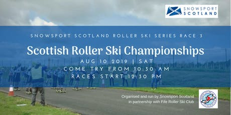Scottish Roller Ski Championships 2019  tickets