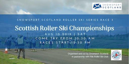 Scottish Roller Ski Championships 2019
