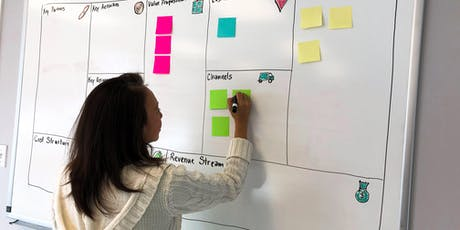Business Model Canvas for Startups (Penticton, BC) tickets