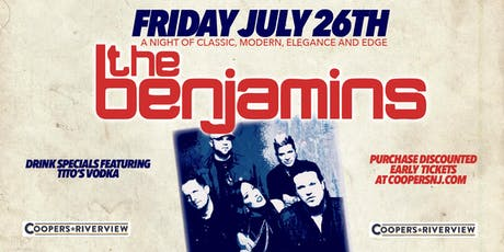 The Benjamins  at Cooper's Riverview tickets