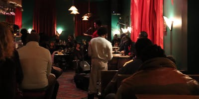 BeatStreet Poetry Live (Best Sunday Social and Open Mic in Dallas)