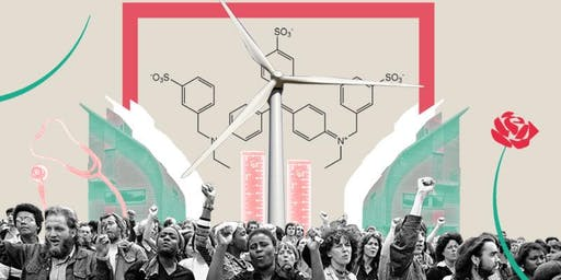 DaWN Labour Political Education July Event: Labour For a Green New Deal