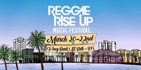 Reggae Rise Up Florida Music Festival 2020 tickets