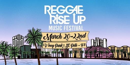 Reggae Rise Up Music Festival 2020