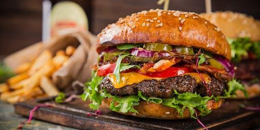 Burger Genusss im Mama & der Bulle