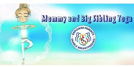 Mommy & Big Sibling Yoga
