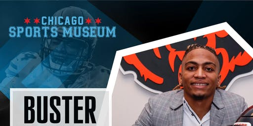 A Night At The Museum With Buster Skrine