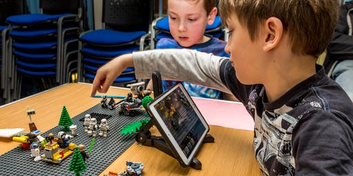 Lego Stop Motion Animation (Family Friendly) | The Studio, Widnes