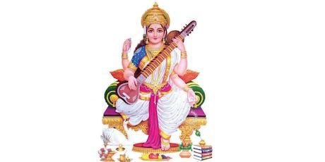 Saraswati Pooja 2019 tickets