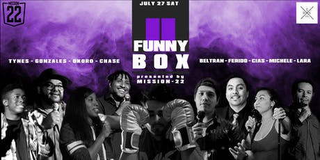 Funny Box 2 tickets