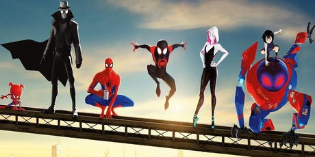 Movies Under the Stars: Spider-Man: Into the Spider-Verse tickets