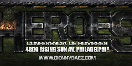 Héroes - Men's Congress tickets