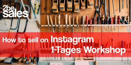 """""""How to sell on Instagram"""" Business Workshop tickets"""