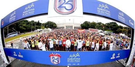 Maratona de São Paulo - 2020 ingressos