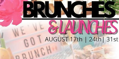 BRUNCHES & LAUNCHES tickets