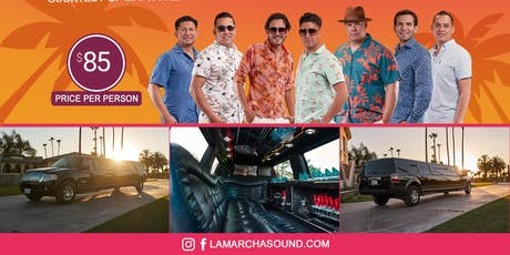 Limo Shuttle Service to The Oxnard Salsa Festival tickets