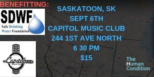 The Human Condition Comedy Tour - Saskatoon, SK