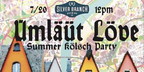 Ümläüt Löve Summer Kölsch Party! tickets