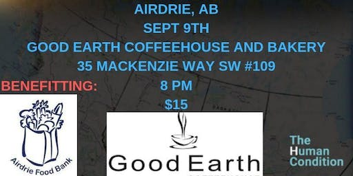 The Human Condition Comedy Tour - Airdrie, AB